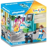 Playmobil 70439 Urlauber mit Geldautomat