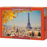 Castorland Puzzle 1000 Teile Herbst in Paris
