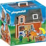 PLAYMOBIL® PLAYMOBIL® 4142 Mein Mitnehm-Bauernhof