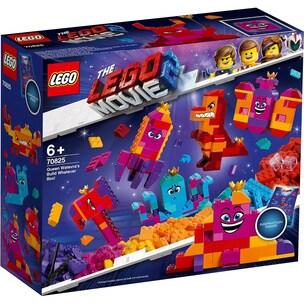 LEGO 70825 LEGO Movie 2 Königin Watevra Wa`Nabi Box