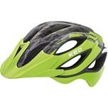 KED Helmsysteme Fahrradhelm Paganini Visor grün-schwarz matt