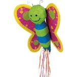 Amscan Pull-Pinata Schmetterling
