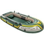 Intex Schlauchboot Seahawk 3 Set 4-tlg.