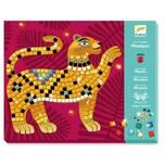 DJECO Mosaike Glitzer - Im Herzen des Dschungels