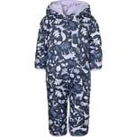 Columbia Baby Schneeanzug Snuggly Bunny für Mädchen