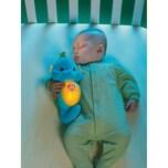 Mattel Fisher-Price Schlummer- und Leucht-Seepferdchen blau Spieluhr Einschlafhilfe