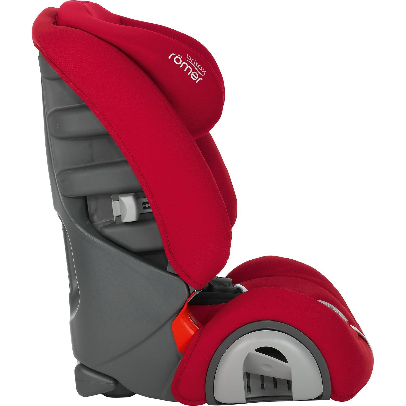 Britax Römer Auto-Kindersitz Evolva 1-2-3 Plus Flame Red 2018