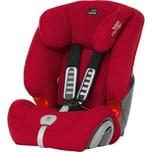 Britax Römer Auto-Kindersitz Evolva 1-2-3 Plus Flame Red 2018