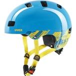 uvex Fahrradhelme Kid 3 blackout blue