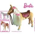 Happy People Barbie Stehpferd Tawny -it Sattel