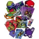 Amscan Partyset Teenage Mutant Ninja Turtles 58-tlg.