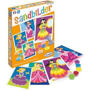 SentoSphere Sandbilder Prinzessinnen
