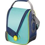 Lunch Tasche isoliert Kids Concept blau