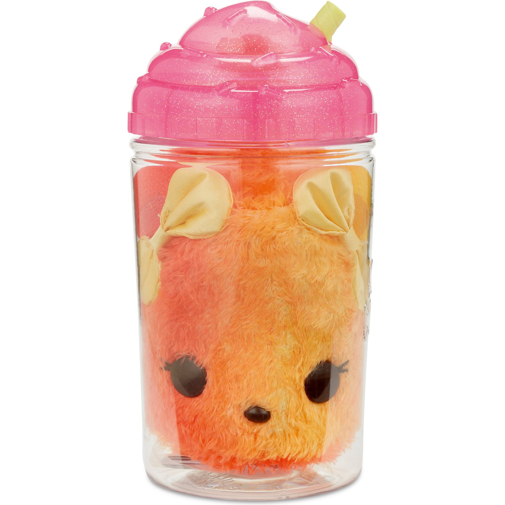 MGA Num Noms Lights Surprise in a Jar Peachy Icy