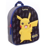 Kinderrucksack 3D Pokemon