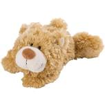 NICI Kuscheltier Bär goldbraun 20 cm liegend