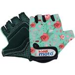 kiddimoto Fahrradhandschuhe - Floral Blumen - S 2-5 jahre
