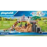Playmobil 70343 Löwen im Freigehege