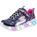 Skechers Low Blinkies Heart Lights für Mädchen