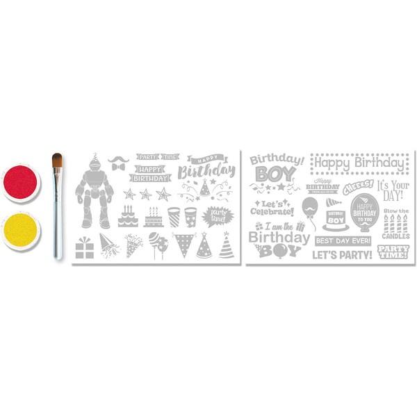 KNORRTOYS.COM GLITZA PARTY - Starter Set Birthday Boy