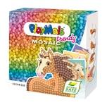 PlayMais Trendy Mosaic Pferde 3.000 Maisbausteine