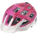 KED Helmsysteme Fahrradhelm Kailu Gr. 49-53 pink-weiß exkl