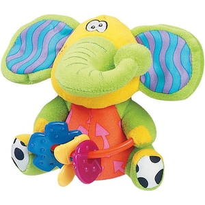 Playgro Zany Zoo Elephant mit Beißringen
