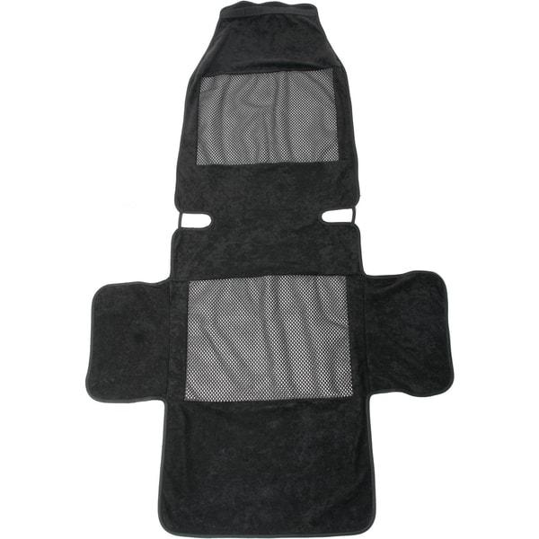 Osann Schutzunterlage für Kindersitze schwarz
