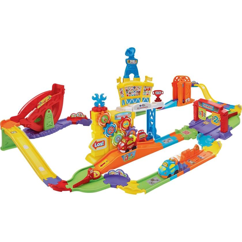 Vtech Tut Tut Baby Flitzer - Spielset RC Rennbahn