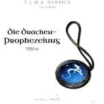 Asmodee T.I.M.E Stories Szenario Die Drachen-Prophezeiung Spiel-Zubehör