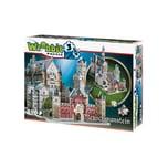 Wrebbit Wrebbit 3D Puzzle 890 Teile Schloss Neuschwanstein