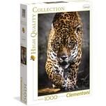 Clementoni Puzzle 1.000 Teile High Quality Collection - Der Gang des Jaguar