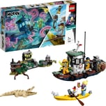 LEGO 70419 Hidden Side: Gekenterter Garnelenkutter
