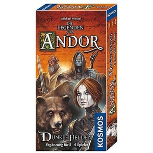 Kosmos Die Legenden von Andor Dunkle Helden Spiel-Zubehör
