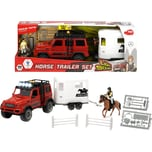 Dickie Toys Pferdetrailer Set