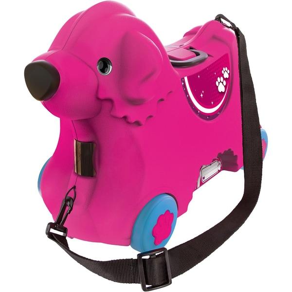 Big Sitz-Trolley Bobby pink