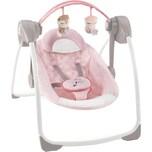 Ingenuity Babyschaukel Comfort 2 Go Portable Swing™ Audrey rosaweiß
