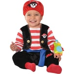 Amscan Kostüm Pirat Baby Bucaneer