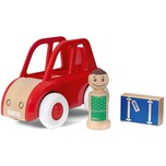 Brio 3-Tlg. Holz Stadt-Auto Set My Home Town