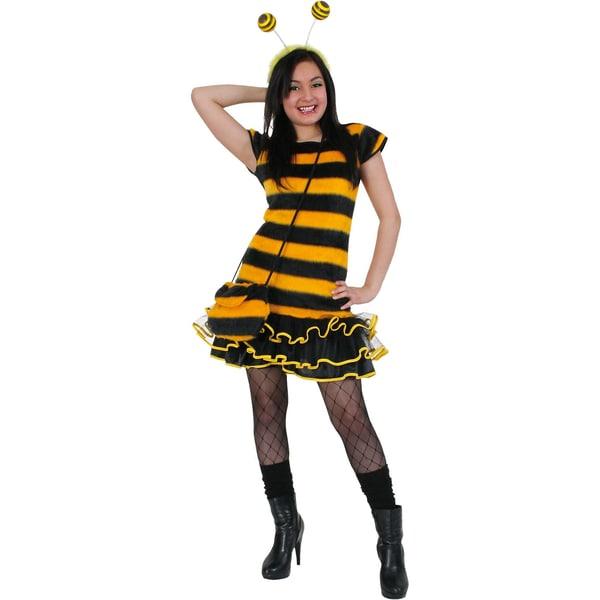 Kunterbunt Kostüm Sweet Bee