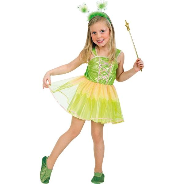 Kunterbunt Kostüm Tiny Fairy