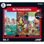 CD Die Feriendetektive 3er Hörbox 3
