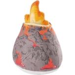 NICI Plüschvulkan 16 cm mit Wolke und Feuer in Geschenkverpackung