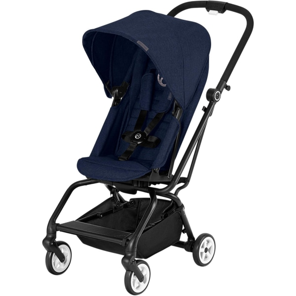 Cybex Buggy Eezy S Twist Gold-Line Denim Blue 2018