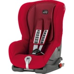 Britax Römer Auto-Kindersitz Duo Plus Flame Red 2018