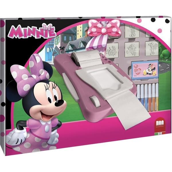 Minnie Mouse Sticker Machine