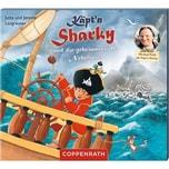 Coppenrath CD Käpt´n Sharky und die geheimnisvolle Nebelinsel CD zu Bd.13