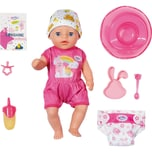 Zapf Creation BABY born Soft Touch Little Girl 36 cm