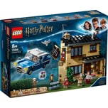 LEGO Harry Potter™ 75968 Ligusterweg Nummer 4