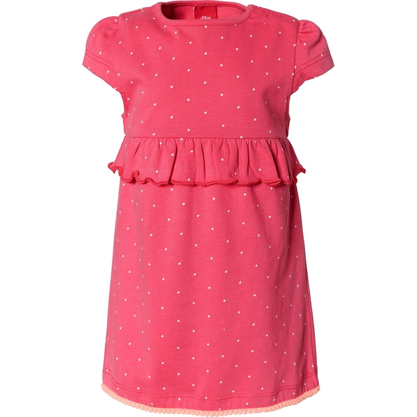 S.Oliver Baby Jerseykleid